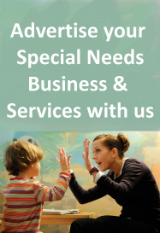 Advertise your special needs business
