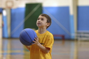 Special Olympics Basketball: Beverly