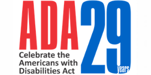 American's with Disability Act's 29th Anniversary Celebration in Boston