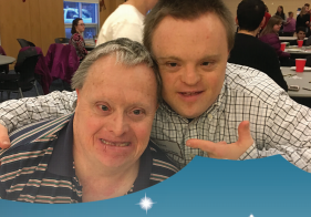 Growing up with Down Syndrome Conf.