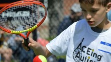 """""""ACEing Autism"""" Tennis in Scituate"""