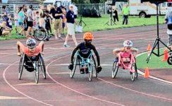 Paralympics Track & Field