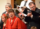 Choral Group for Ages 16+ with Developmental Delays
