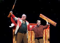"""A Christmas Story"", American Sign Language & Audio Described, Worcester"