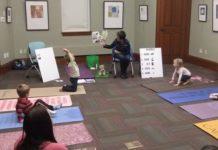 Sensory Story & Yoga