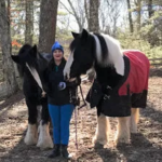 Horse & Barn Care Program for Young Adults with Special Needs