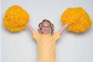 Special Olympics Flag football & Cheerleading: Worcester