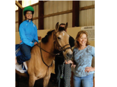 Therapeutic Horseback Riding on the North Shore
