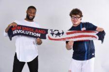 New England Revolution Special Olympics Soccer Event