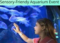 Aquarium Event for Families with Children on the Autism Spectrum