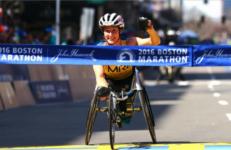 Paralympic Gold Medalist & Boston Marathon Winner to Lead Wheelchair Racing Clinic