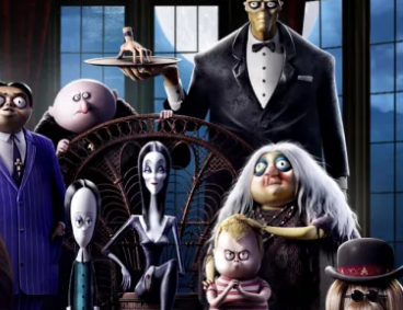 "AMC Sensory Friendly ""Addams Family"""