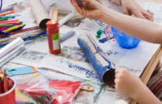 Create & Craft Social Group for Youth with Autism