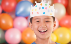 "Sensory Friendly Birthday Party ""Practice"""