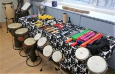 Adaptive Drum Circle & Live Music