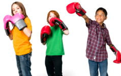 Fitness & Boxing for Middle & High School Students with Special Needs