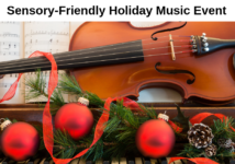 Sensory-Friendly Holiday Pops Concert