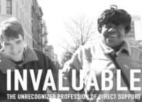 "Free Screening of ""Invaluable: The Unrecognized Profession of Direct Support"""