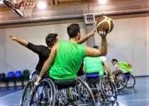 Wheelchair Basketball: Marblehead