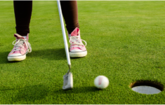 Intro to Golf for Special-Needs Youth