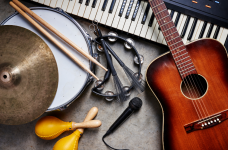 Music Therapy Classes on line for families in Greater Massachusetts