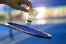 Therapeutic Badminton