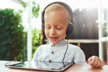 Playing with Sound: Virtual Program for Students Who are Blind or Low Vision