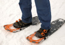 Snow Shoe Program for Special Needs Families in Massachusetts