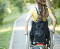 Accessible & Adaptive Hiking: Chicopee