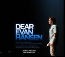 "AMC Sensory Friendly ""Dear Evan Hansen"" Movie"